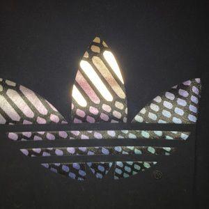 Adidas reflective shirt